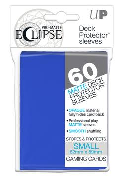 Buy Ultra Pro YuGiOh PRO-Matte Eclipse Pacific Blue (60CT) Sleeves in AU New Zealand.