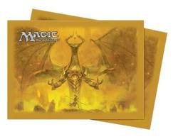 Buy Ultra Pro Magic Deck Protectors - M13 Core Set Nicol Bolas Pic (80CT) in AU New Zealand.