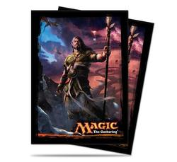 Buy Ultra Pro Magic Deck Protectors - Dragons of Tarkir Sarkhan Unbroken Art Pic in AU New Zealand.