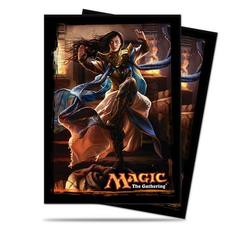 Buy Ultra Pro Magic Deck Protectors - Dragons of Tarkir Narset Transcendent Art Pic in AU New Zealand.