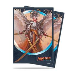 Buy Ultra Pro Magic Kaladesh Angel of Invention Sleeves in AU New Zealand.