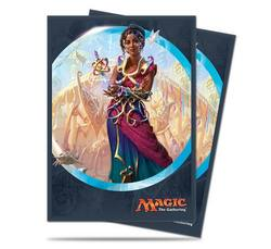 Buy Ultra Pro Magic Kaladesh Saheeli Rai Sleeves in AU New Zealand.