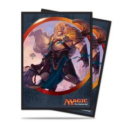 Buy Ultra Pro Magic Aether Revolt: Ajani Unyielding Sleeves in AU New Zealand.