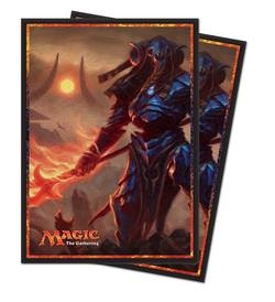 Buy Ultra Pro Magic Hour of Devastation V2  80CT Standard Deck Protector Sleeves in AU New Zealand.