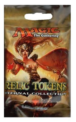Buy Ultra Pro MTG Relic Tokens - Eternal Collection Booster in AU New Zealand.
