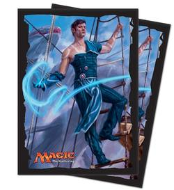Buy Ultra Pro Magic Ixalan, Jace, Cunning Castaway Deck Protector Sleeves in AU New Zealand.