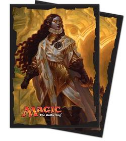 Buy Ultra Pro Magic Rivals of Ixalan - Elenda, the Dusk Rose (80CT) Sleeves in AU New Zealand.