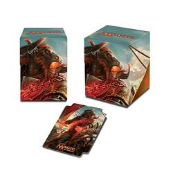 Buy Ultra Pro Magic Rivals of Ixalan - Angrath, the Flame-Chained 100+ Deck Box in AU New Zealand.