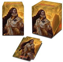 Buy Ultra Pro Magic Rivals of Ixalan - Elenda, the Dusk Rose 100+ Deck Box in AU New Zealand.