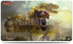 Buy Ultra Pro Magic Rivals of Ixalan - Zacama, Primal Calamity Playmat in AU New Zealand.