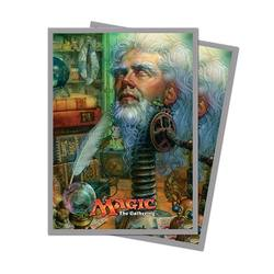 Buy Ultra Pro Magic Unstable Urza, Academy Headmaster (120CT) Standard Deck Protector Sleeves in AU New Zealand.