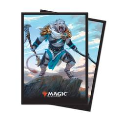 Buy Ultra Pro Magic M19 Deck Protector Sleeves Ajani, Adversary of Tyrants in AU New Zealand.