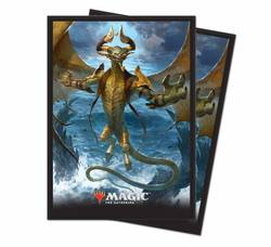 Buy Ultra Pro Magioc M19 Deck Protector Sleeves Nicol Bolas, the Arisen in AU New Zealand.