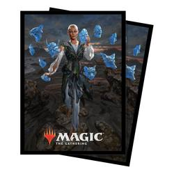 Buy Ultra Pro Magic Commander 2018 Estrid, the Masked Standard Deck Protector  (100CT) Sleeves in AU New Zealand.