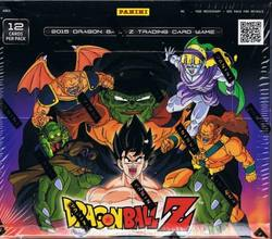 Buy 2014 Panini Dragon Ball Z Movie (24CT) Booster Box in AU New Zealand.
