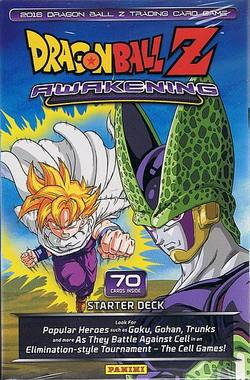 Buy 2014 Panini Dragon Ball Z Awakening Starter in AU New Zealand.