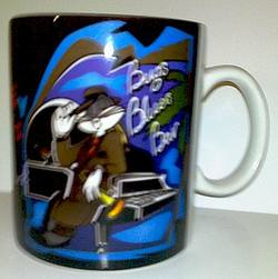 Buy Looney Tunes Bugs Blues Bar Mug in AU New Zealand.