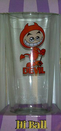 Buy Devil Hi Ball Glass in AU New Zealand.