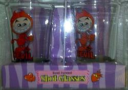 Buy Devil  Shot Glass Set (2CT) in AU New Zealand.
