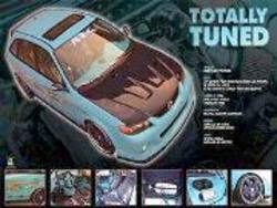 Buy Totally Tuned Mazda Poster in AU New Zealand.