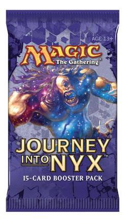 Buy Magic Journey into Nyx Booster in AU New Zealand.