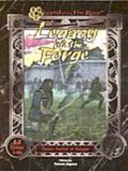 Buy L5R Legacy Of The Forge RPG in AU New Zealand.