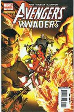 Buy Avengers Invaders #1 in AU New Zealand.