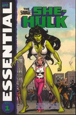 Buy ESSENTIAL SAVAGE SHE-HULK VOL 01 TP  in AU New Zealand.