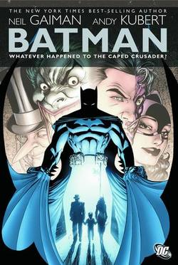 Buy BATMAN WHATEVER HAPPENED TO THE CAPED CRUSADER TP in AU New Zealand.