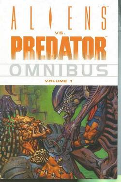 Buy ALIENS VS PREDATOR OMNIBUS VOL 01 TP  in AU New Zealand.
