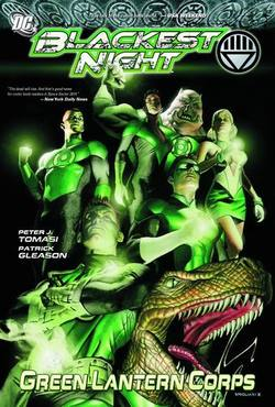 Buy BLACKEST NIGHT GREEN LANTERN CORPS TP in AU New Zealand.