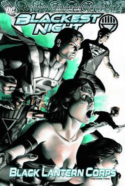 Buy BLACKEST NIGHT BLACK LANTERN CORPS VOL 02 TP in AU New Zealand.