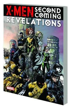Buy X-MEN SECOND COMING REVELATIONS TP in AU New Zealand.