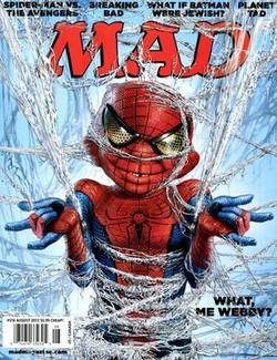Buy MAD MAGAZINE #516 in AU New Zealand.