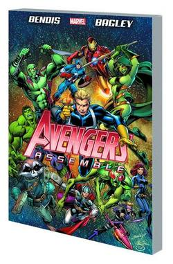 Buy AVENGERS ASSEMBLE BY BRIAN MICHAEL BENDIS TP in AU New Zealand.