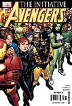 Buy Avengers The Initiative #1 in AU New Zealand.