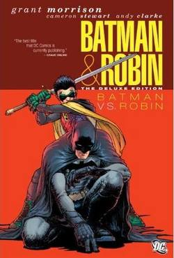 Buy BATMAN AND ROBIN VOL 02 BATMAN VS ROBIN TP in AU New Zealand.