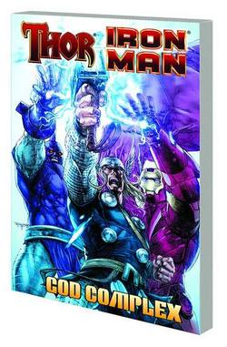 Buy THOR IRON MAN GOD COMPLEX TP in AU New Zealand.