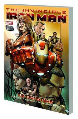 Buy INVINCIBLE IRON MAN VOL 07 MY MONSTERS TP  in AU New Zealand.