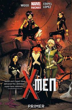 Buy X-MEN VOL 01 PRIMER TP  in AU New Zealand.