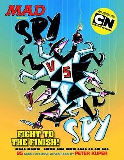 Buy MAD PRESENTS SPY VS SPY FIGHT TO THE FINISH TP in AU New Zealand.