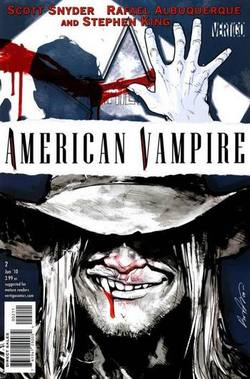 Buy American Vampire #2 in AU New Zealand.