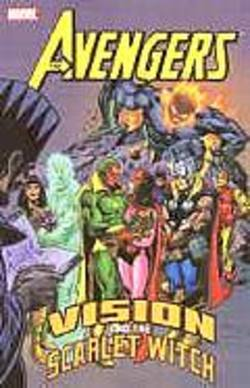 Buy Avengers: Vision And The Scarlet Witch TPB in AU New Zealand.