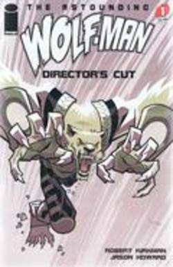 Buy The Astounding Wolf-Man #1 Director's Cut in AU New Zealand.