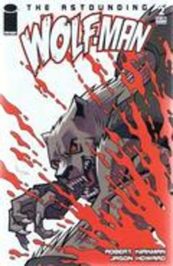 Buy The Astounding Wolf-Man #2 in AU New Zealand.