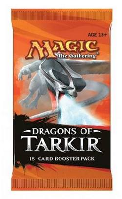 Buy Magic Dragons Of Tarkir Booster in AU New Zealand.