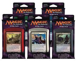 Buy Magic Eldritch Moon Intro Packs: 5 Deck Set in AU New Zealand.