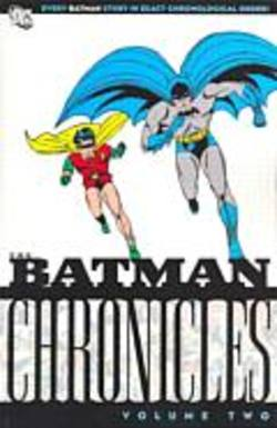 Buy Batman Chronicles Vol. 2 TPB in AU New Zealand.