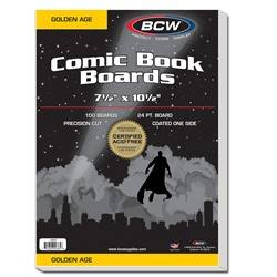 Buy BCW Golden Age Backing Boards in AU New Zealand.