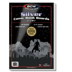 Buy BCW Silver Age Backing Boards in AU New Zealand.